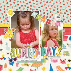 Sunny Summer Days!