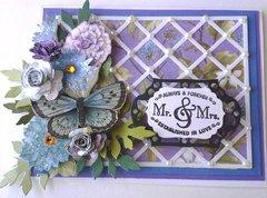 Mr. & Mrs. Anniversary Card