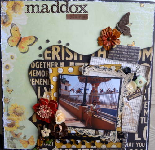 You & Me, Maddox~~~Scraps of Darkness~~~Summer Breeze