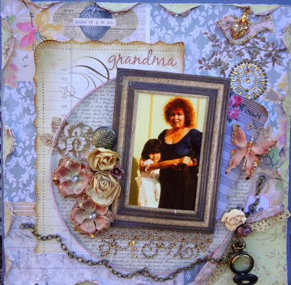 Grandma***Swirlydoos***Vintage Traditions