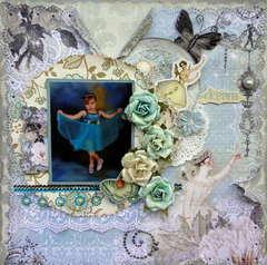 Dreamy Ballerina**MCS
