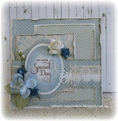 On Your Special Day ~ Maja Design