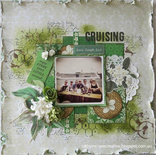 Crusing