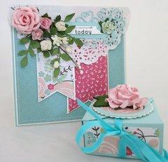 Grateful ~ Card and Box