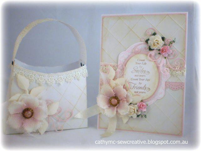 Handbag and Card