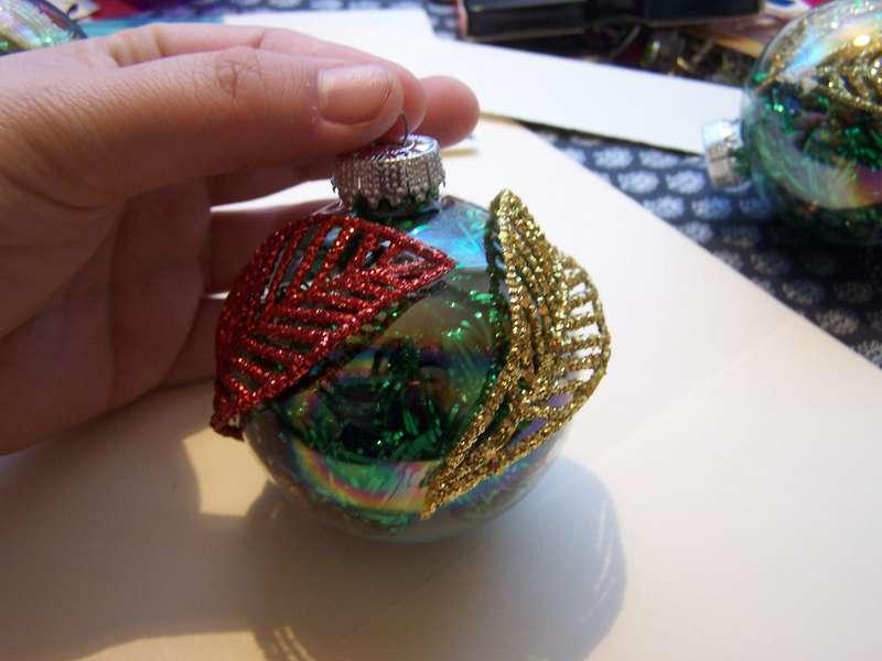 Bling Ornament