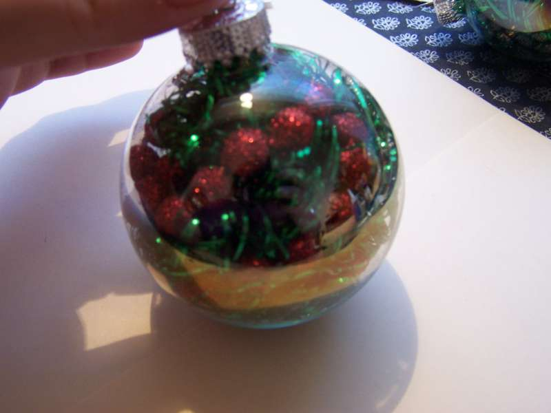 Filled Ornament