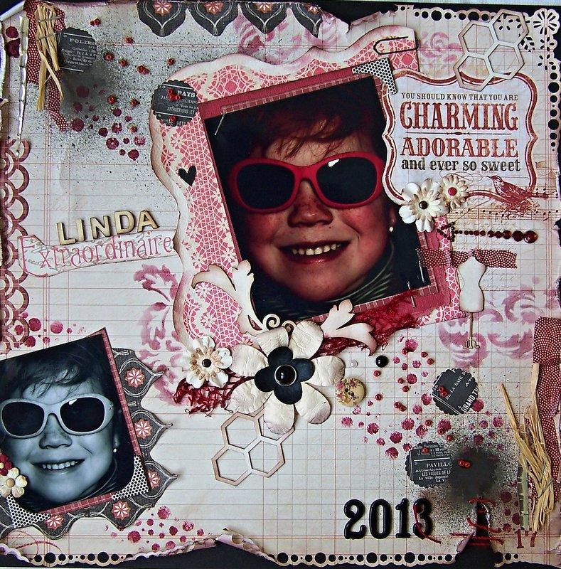 Charming Linda