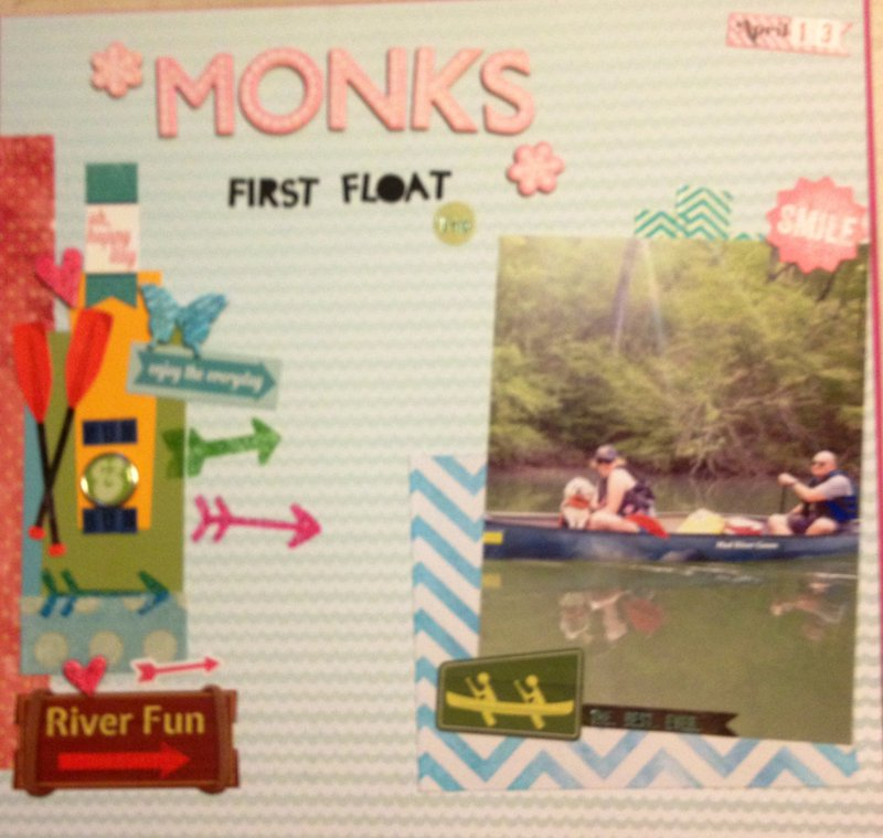 Monk's First Float