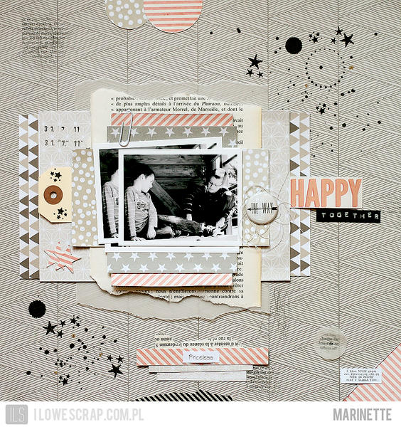 Happy Together DT I {lowe} SCRAP