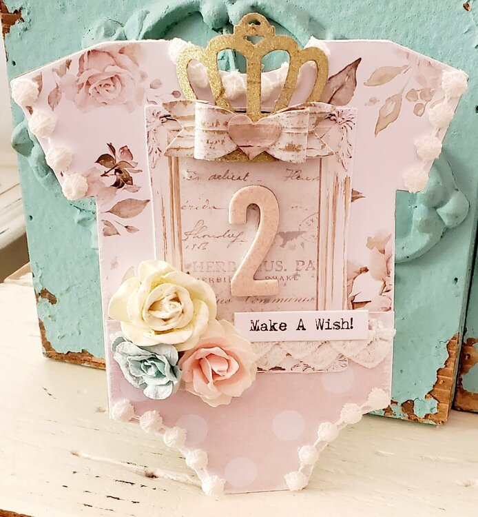 Birthday Card for Grand Doll