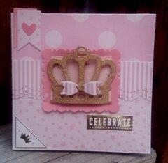 4x4 Birthday Card