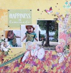 HAPPINESS is handmade