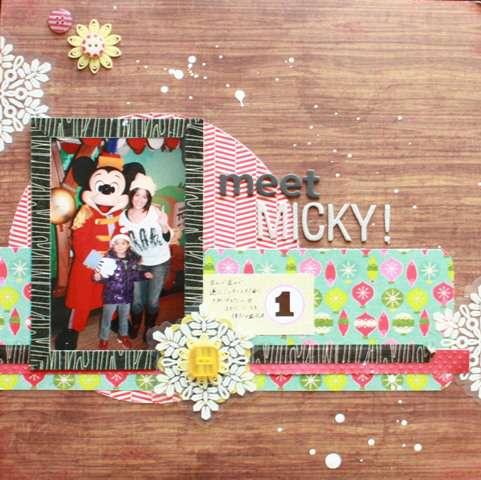meet MICKY!