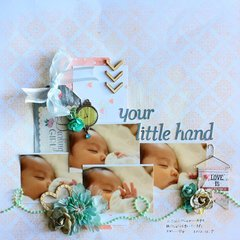 your little hand