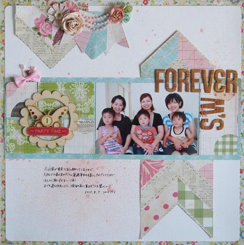 forever M's