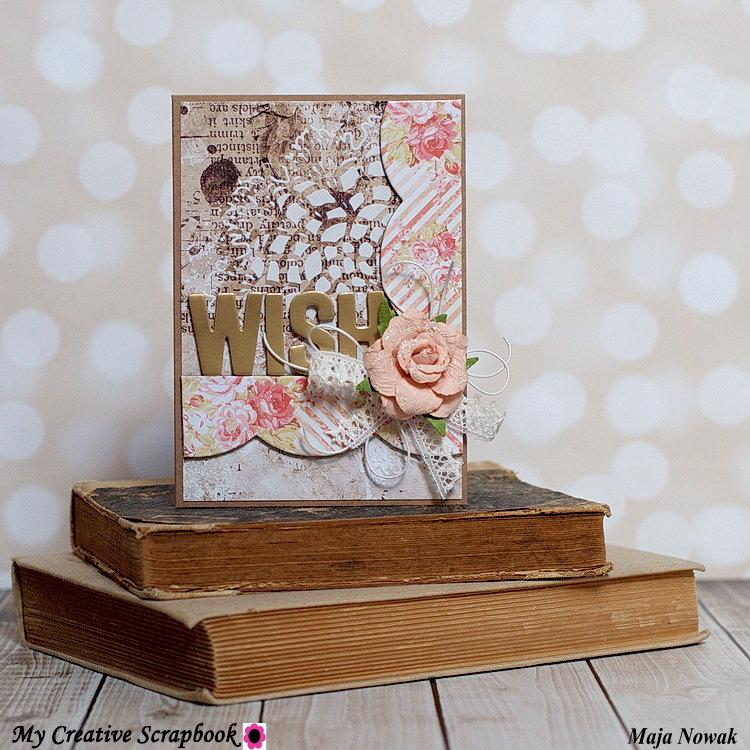 Wish *DT My Creative Scrapbook*