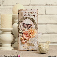 To the Newlyweds *DT My Creative Scrapbook*