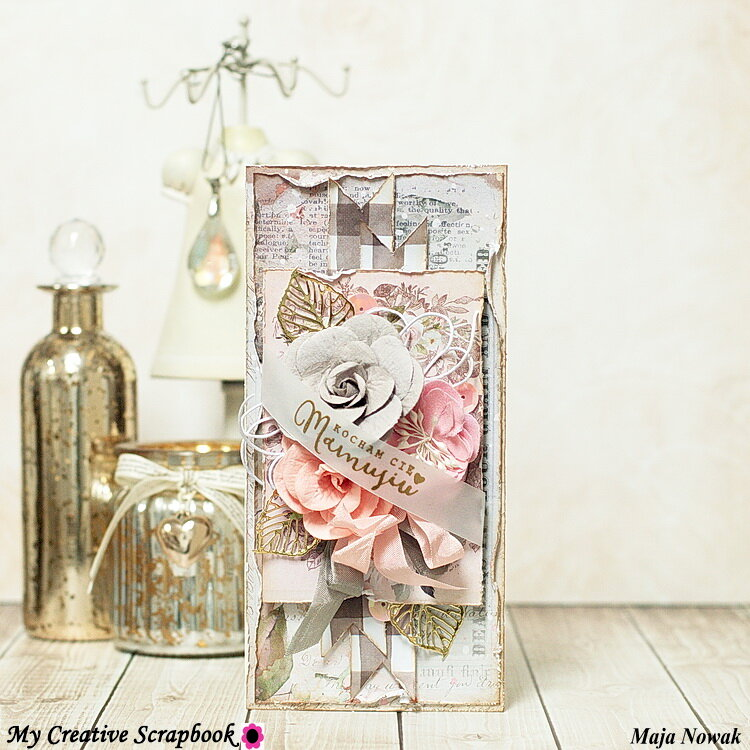 Mother's Day Card *DT MY Creative Scrapbook*