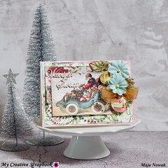 Merry Christmas *DT My Creative Scrapbook*
