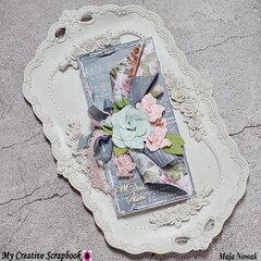 Best Wishes *DT My Creative Scrapbook*