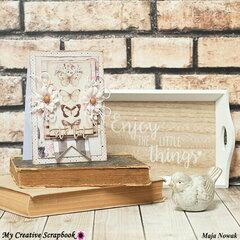 Happy Birthday *DT MY Creative Scrapbook*