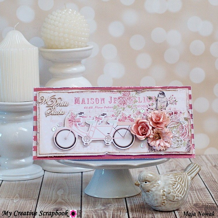 On Your Wedding Day *DT My Creative Scrapbook*