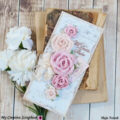 Wedding Card *DT My Creative Scrapbook*