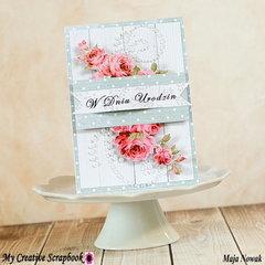 On Your Birthday *GD My Creative Scrapbook*