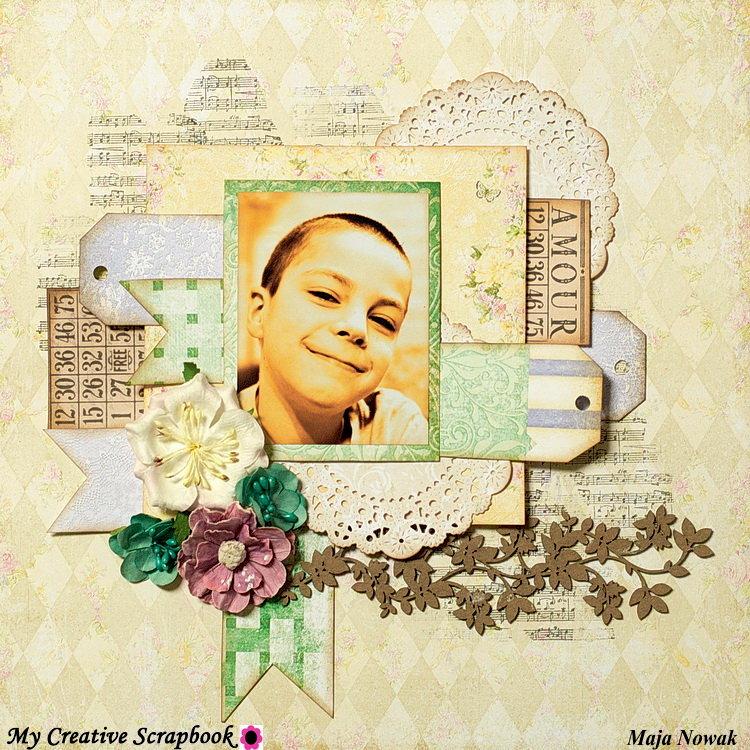 Amour - GD My Creative Scrapbook
