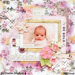 Precious *DT My Creative Scrapbook*