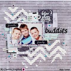 Buddies *DT My Creative Scrapbook*