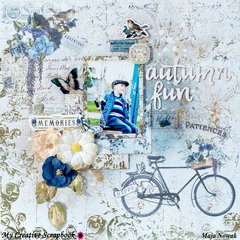 Autumn Fun *DT My Creative Scrapbook*