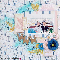 Ahoy! *DT My Creative Scrapbook*