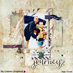 Journey *DT My Creative Scrapbook*