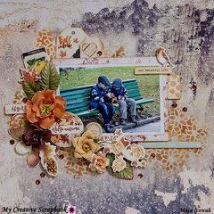 Hello Autumn *DT My Creative Scrapbook*