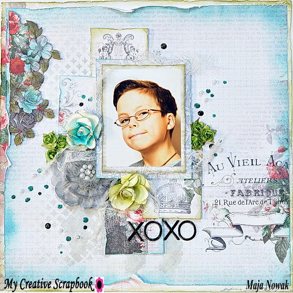 Xoxo *GD My Creative Scrapbook*