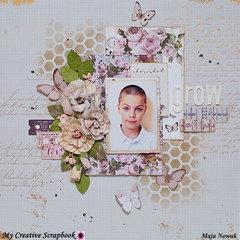 Grow *DT My Creative Scrapbook*