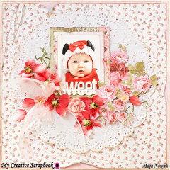 Sweet *GD My Creative Scrapbook*