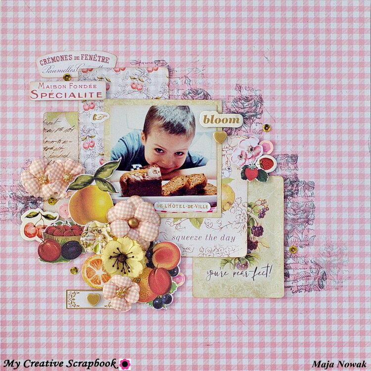 Bloom *DT My Creative Scrapbook*