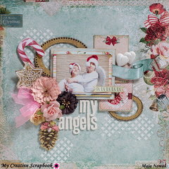 My Angels *DT My Creative Scrapbook*