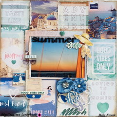 Sea World *DT My Creative Scrapbook*