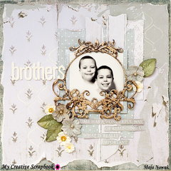 Brothers *GD My Creative Scrapbook*