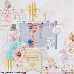 Summer Fun *DT My Creative Scrapbook*