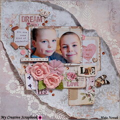 Cherished *DT My Creative Scrapbook*