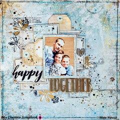 Happy Together *DT My creative Scrapbook*
