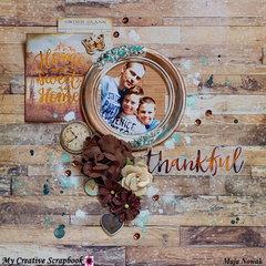 Thankful *DT My Creative Scrapbook*