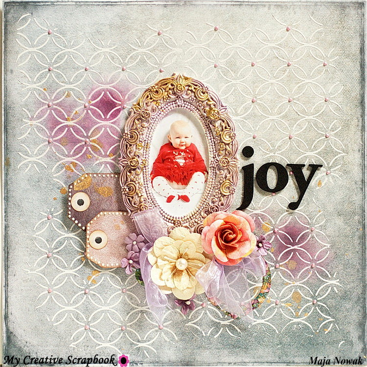 Joy *DT My Creative Scrapbook*