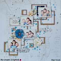Pals *DT My Creative Scrapbook*