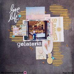 Gelateria *DT My Creative Scrapbook*